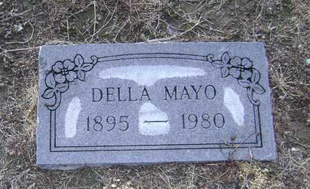 MAYO HAYS, DELLA - Lawrence County, Arkansas | DELLA MAYO HAYS - Arkansas Gravestone Photos