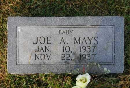 MAYS, JOE A. - Lawrence County, Arkansas | JOE A. MAYS - Arkansas Gravestone Photos