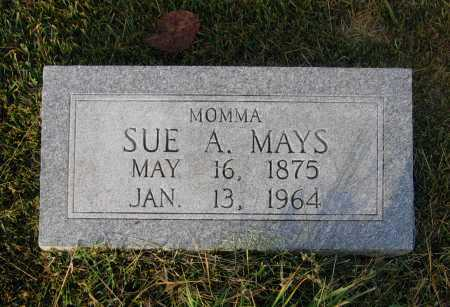 MAYS, SUE ALBA - Lawrence County, Arkansas | SUE ALBA MAYS - Arkansas Gravestone Photos