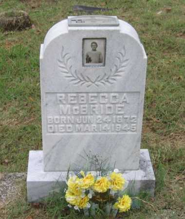 WEIR MCBRIDE, MARGARET REBECCA - Lawrence County, Arkansas | MARGARET REBECCA WEIR MCBRIDE - Arkansas Gravestone Photos