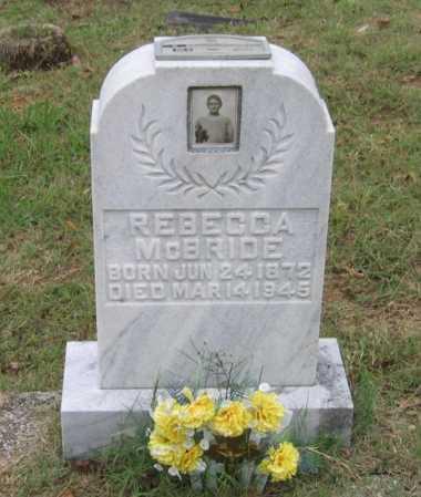 MCBRIDE, MARGARET REBECCA - Lawrence County, Arkansas | MARGARET REBECCA MCBRIDE - Arkansas Gravestone Photos