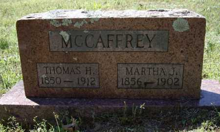 MCCAFFREY, MARTHA J. - Lawrence County, Arkansas | MARTHA J. MCCAFFREY - Arkansas Gravestone Photos