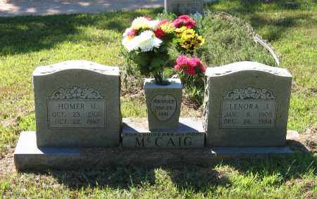 MCCAIG, LENORA JANE - Lawrence County, Arkansas | LENORA JANE MCCAIG - Arkansas Gravestone Photos