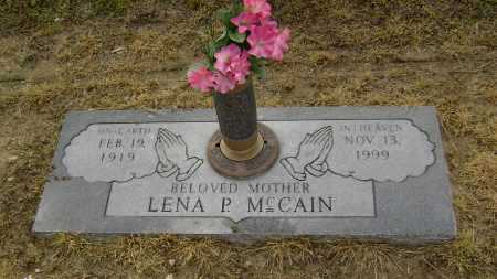 MCCAIN, LENA PEARL - Lawrence County, Arkansas | LENA PEARL MCCAIN - Arkansas Gravestone Photos