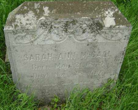 RANEY, SARAH ANN - Lawrence County, Arkansas | SARAH ANN RANEY - Arkansas Gravestone Photos