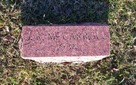 MCCARROLL, JOSEPH ROLAND - Lawrence County, Arkansas | JOSEPH ROLAND MCCARROLL - Arkansas Gravestone Photos