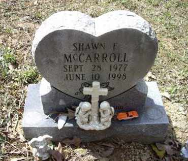 MCCARROLL, SHAWN EDWARD - Lawrence County, Arkansas | SHAWN EDWARD MCCARROLL - Arkansas Gravestone Photos