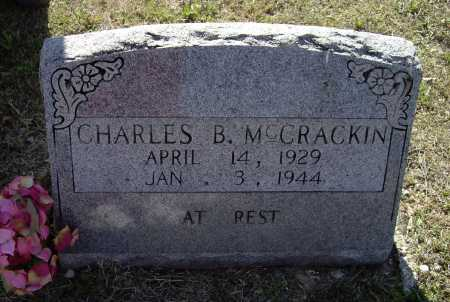 MCCRACKIN, CHARLES BERNARD - Lawrence County, Arkansas | CHARLES BERNARD MCCRACKIN - Arkansas Gravestone Photos