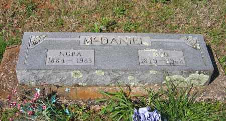 "MCDANIEL, BIGE M. ""BUD"" - Lawrence County, Arkansas 