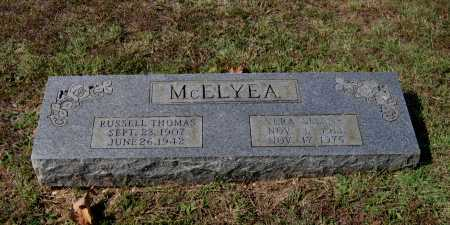 SELSOR MCELYEA, VERA - Lawrence County, Arkansas | VERA SELSOR MCELYEA - Arkansas Gravestone Photos
