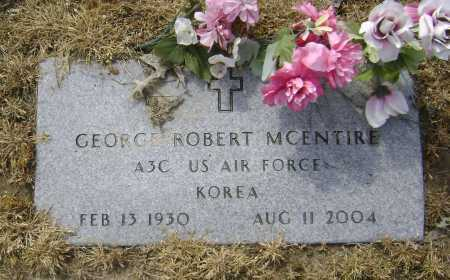 MCENTIRE  (VETERAN KOR), GEORGE ROBERT - Lawrence County, Arkansas | GEORGE ROBERT MCENTIRE  (VETERAN KOR) - Arkansas Gravestone Photos