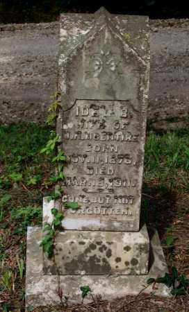 "GIBSON MCENTIRE, IDA BELLE ""IDEY"" - Lawrence County, Arkansas 