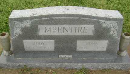MCENTIRE, JODY HURLBERT - Lawrence County, Arkansas | JODY HURLBERT MCENTIRE - Arkansas Gravestone Photos
