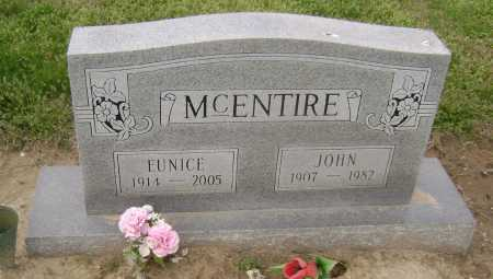 MCENTIRE, JOHN - Lawrence County, Arkansas | JOHN MCENTIRE - Arkansas Gravestone Photos