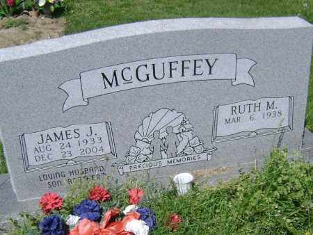 MCGUFFEY, JAMES J. - Lawrence County, Arkansas | JAMES J. MCGUFFEY - Arkansas Gravestone Photos