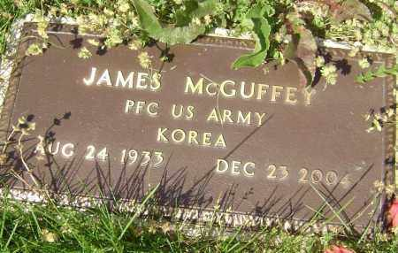 MCGUFFEY (VETERAN KOR), JAMES - Lawrence County, Arkansas | JAMES MCGUFFEY (VETERAN KOR) - Arkansas Gravestone Photos