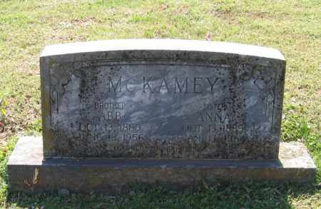 MCKAMEY, ABB - Lawrence County, Arkansas | ABB MCKAMEY - Arkansas Gravestone Photos