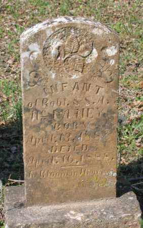 MCKAMEY, INFANT - Lawrence County, Arkansas | INFANT MCKAMEY - Arkansas Gravestone Photos