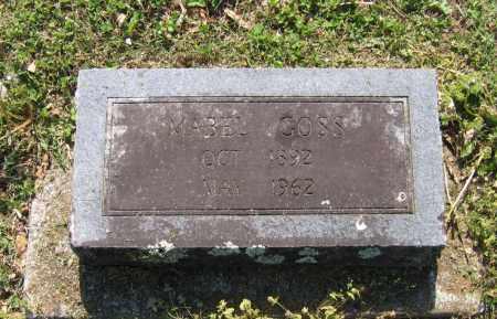 GOSS MCKAMEY, MABEL - Lawrence County, Arkansas | MABEL GOSS MCKAMEY - Arkansas Gravestone Photos