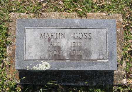 MCKAMEY, MARTIN GOSS - Lawrence County, Arkansas | MARTIN GOSS MCKAMEY - Arkansas Gravestone Photos