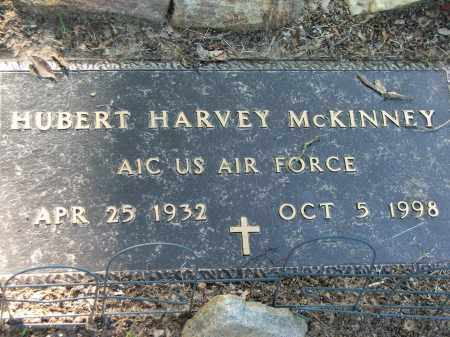 MCKINNEY (VETERAN), HUBERT HARVEY - Lawrence County, Arkansas | HUBERT HARVEY MCKINNEY (VETERAN) - Arkansas Gravestone Photos