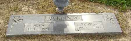 MCKINNEY, ALMA - Lawrence County, Arkansas | ALMA MCKINNEY - Arkansas Gravestone Photos