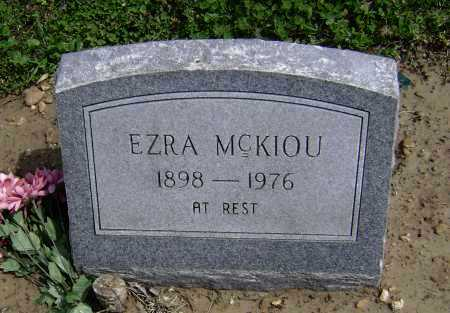 MCKIOU, EZRA - Lawrence County, Arkansas | EZRA MCKIOU - Arkansas Gravestone Photos