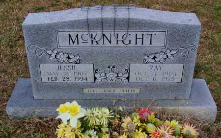 MCKNIGHT, JESSIE PAULINE - Lawrence County, Arkansas | JESSIE PAULINE MCKNIGHT - Arkansas Gravestone Photos