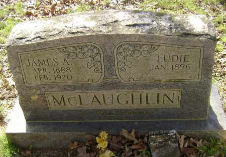 MCLAUGHLIN, JAMES ARTHUR - Lawrence County, Arkansas | JAMES ARTHUR MCLAUGHLIN - Arkansas Gravestone Photos