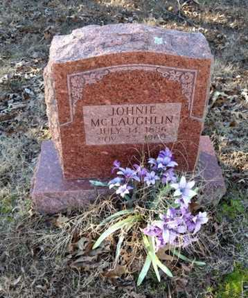 KELLEY MCLAUGHLIN, JOHNIE ZELMA - Lawrence County, Arkansas | JOHNIE ZELMA KELLEY MCLAUGHLIN - Arkansas Gravestone Photos