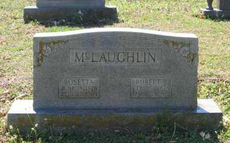 MCLAUGHLIN, ROSETTA - Lawrence County, Arkansas | ROSETTA MCLAUGHLIN - Arkansas Gravestone Photos