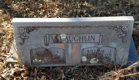 MCLAUGHLIN, MINNIE ANN - Lawrence County, Arkansas | MINNIE ANN MCLAUGHLIN - Arkansas Gravestone Photos