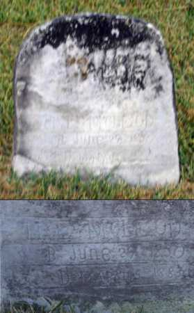 GUTHRIE MCLEOD, HARRIET ELIZABETH - Lawrence County, Arkansas | HARRIET ELIZABETH GUTHRIE MCLEOD - Arkansas Gravestone Photos