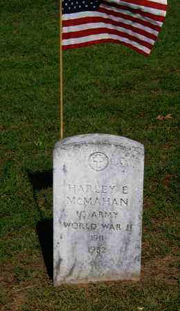 MCMAHAN (VETERAN WWII), CHARLEY E. - Lawrence County, Arkansas | CHARLEY E. MCMAHAN (VETERAN WWII) - Arkansas Gravestone Photos