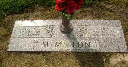 MCMILLON, LILLIE LOUISE - Lawrence County, Arkansas | LILLIE LOUISE MCMILLON - Arkansas Gravestone Photos