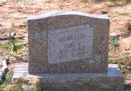 MCMULLIN, CARL E. - Lawrence County, Arkansas | CARL E. MCMULLIN - Arkansas Gravestone Photos