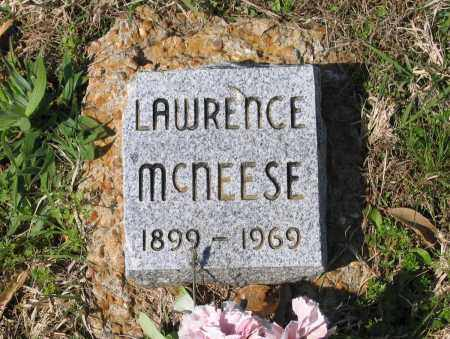 MCNEESE, LAWRENCE - Lawrence County, Arkansas | LAWRENCE MCNEESE - Arkansas Gravestone Photos