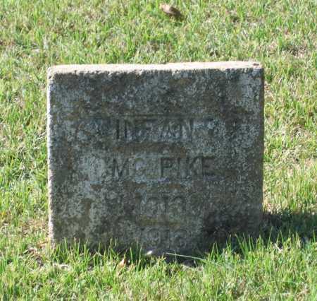 MCPIKE, INFANT - Lawrence County, Arkansas | INFANT MCPIKE - Arkansas Gravestone Photos