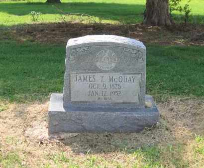 MCQUAY, JAMES TILDEN - Lawrence County, Arkansas | JAMES TILDEN MCQUAY - Arkansas Gravestone Photos