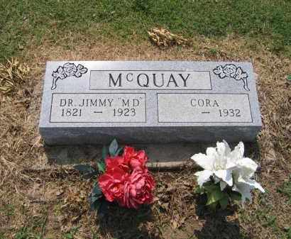 MCQUAY, CORA - Lawrence County, Arkansas | CORA MCQUAY - Arkansas Gravestone Photos