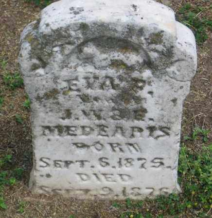 MEDEARIS, EVA - Lawrence County, Arkansas | EVA MEDEARIS - Arkansas Gravestone Photos