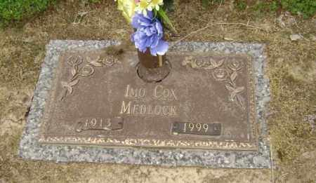 COX MEDLOCK, IMO - Lawrence County, Arkansas | IMO COX MEDLOCK - Arkansas Gravestone Photos