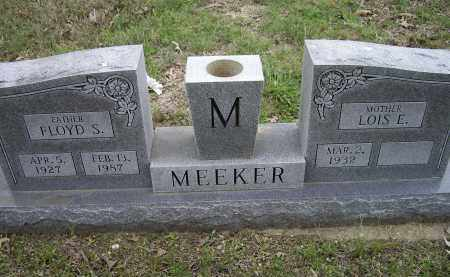 MEEKER, FLOYD S. - Lawrence County, Arkansas | FLOYD S. MEEKER - Arkansas Gravestone Photos