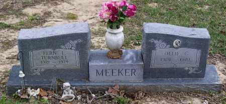 TURNBULL MEEKER, FERN L. - Lawrence County, Arkansas | FERN L. TURNBULL MEEKER - Arkansas Gravestone Photos