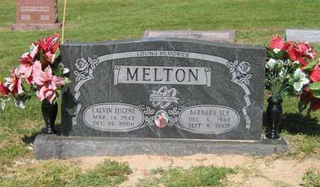 MELTON, CALVIN EUGENE - Lawrence County, Arkansas | CALVIN EUGENE MELTON - Arkansas Gravestone Photos