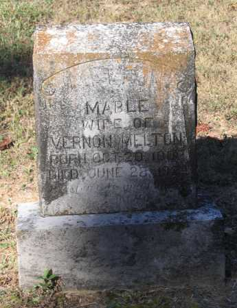HALSTEAD MELTON, MABLE JANE - Lawrence County, Arkansas | MABLE JANE HALSTEAD MELTON - Arkansas Gravestone Photos