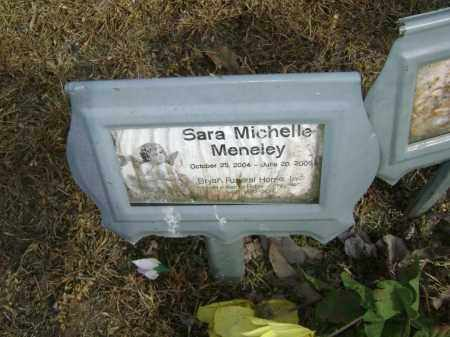 MENELEY, SARA MICHELLE - Lawrence County, Arkansas | SARA MICHELLE MENELEY - Arkansas Gravestone Photos