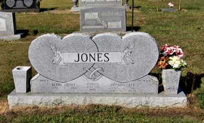 JONES, BRENDA LEE MANN MILDE - Lawrence County, Arkansas | BRENDA LEE MANN MILDE JONES - Arkansas Gravestone Photos