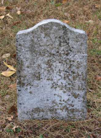 MILGRIM, ALVIN - Lawrence County, Arkansas | ALVIN MILGRIM - Arkansas Gravestone Photos