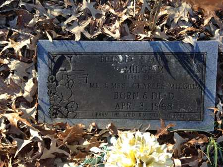 MILGRIM, BOBBY JOE - Lawrence County, Arkansas | BOBBY JOE MILGRIM - Arkansas Gravestone Photos